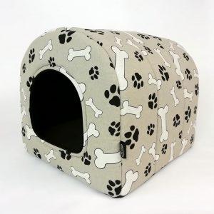 Koiranpeti vankkuri Luu