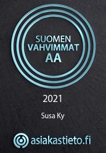 Suomen vahvimmat Susa Ky